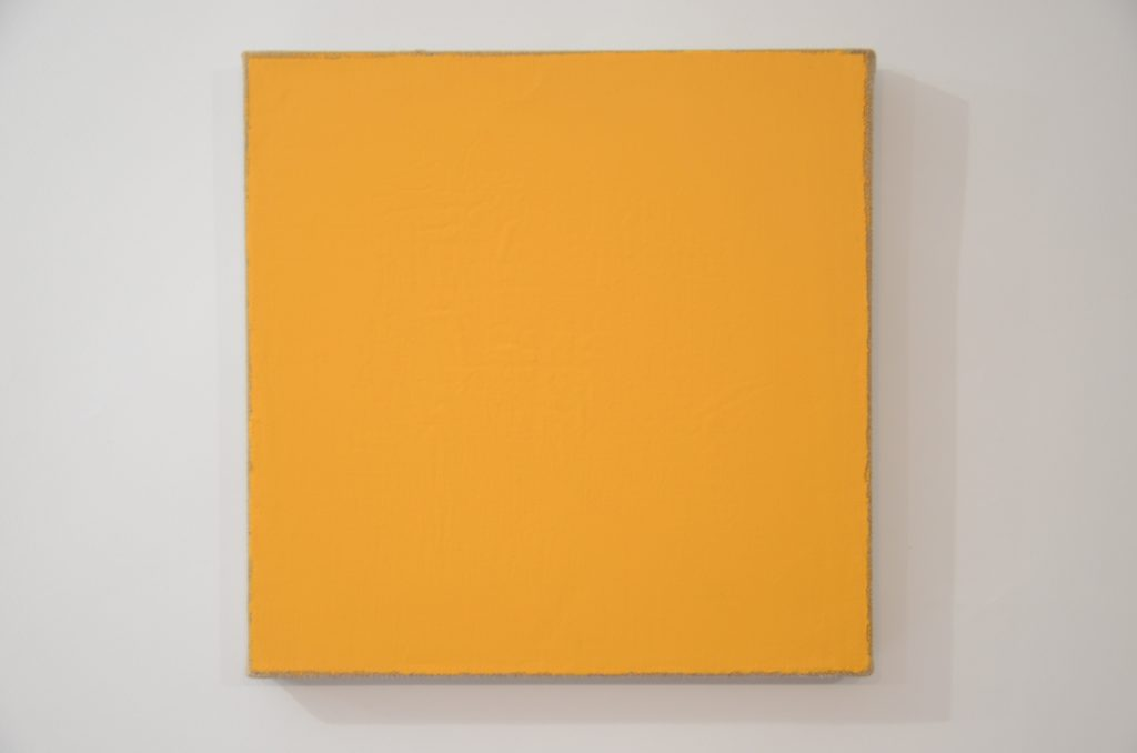 Expressionism yellow 69
