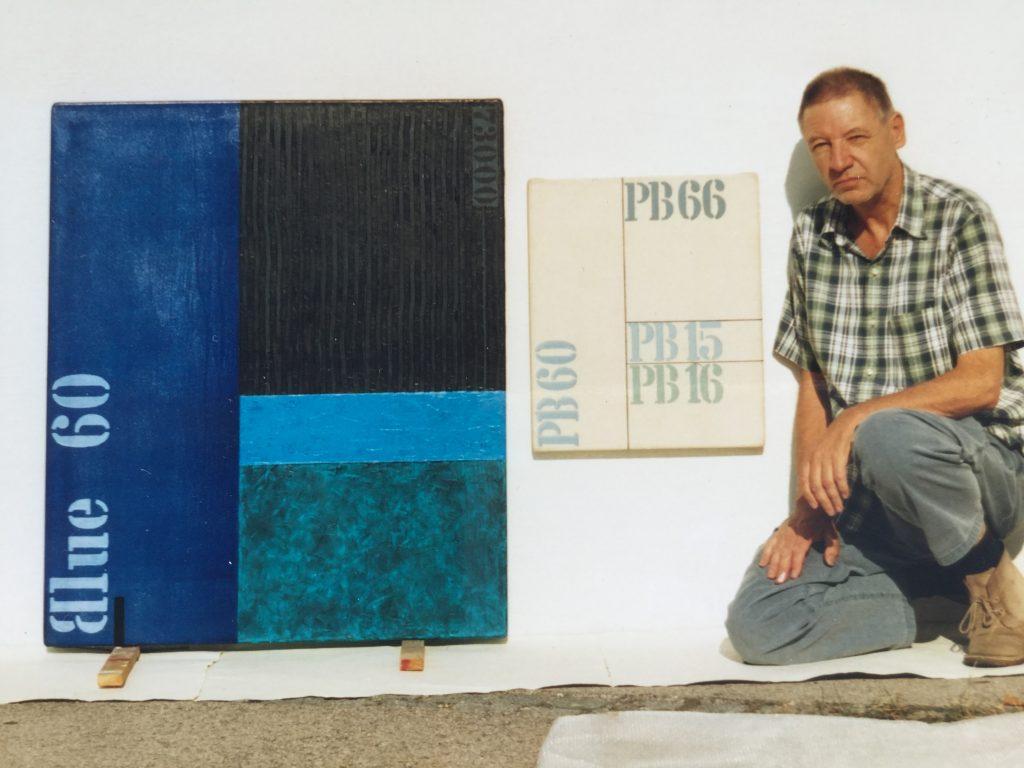 konkrete kunst von Thomas P. Kausel im Museum für konkrete Kunst Ingolstadt