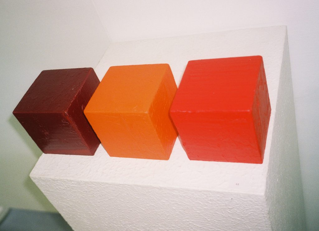 monochrome Malerei