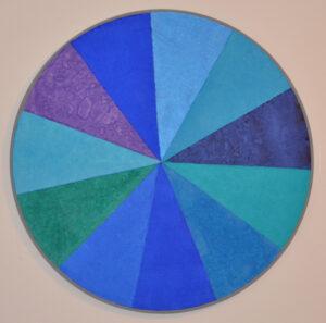 Farbfeldmalerei für Ihr Home Office